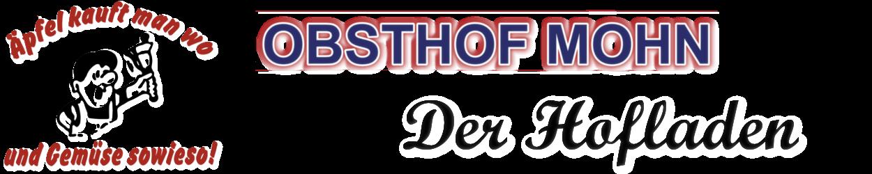 Obsthof Mohn
